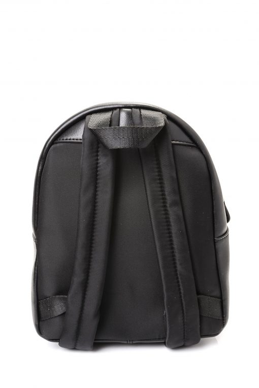 Coach Charlie Large In Signature Canvas Backpack - Black
