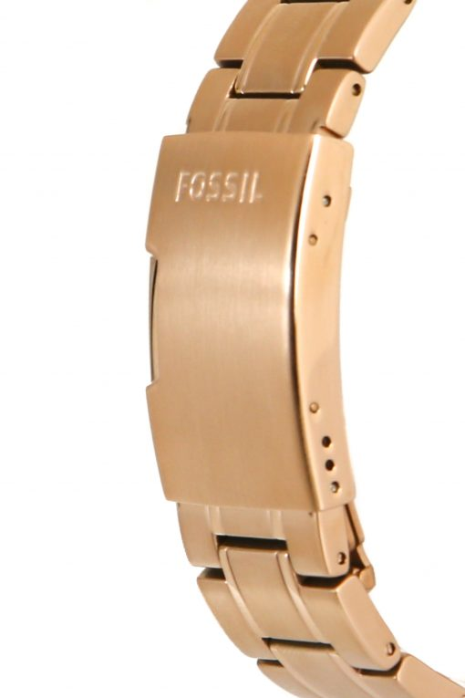 Fossil Limited Edition Garrett Chronograph Rose Gold-Tone Stainless Steel Watch LE1069