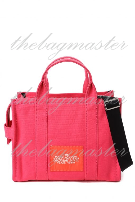 Marc Jacobs The Small Traveler Tote Bag - Persian Red