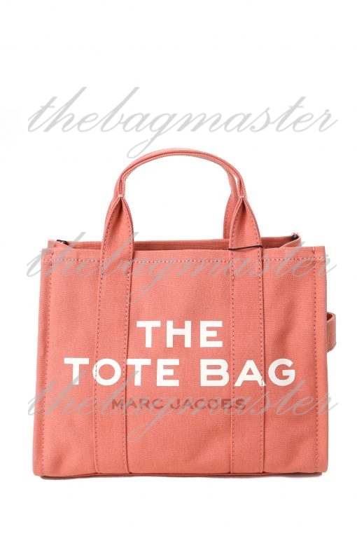 Marc Jacobs The Small Traveler Tote Bag - Pink