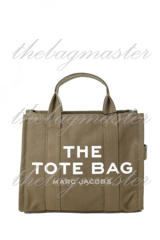 Marc Jacobs The Small Traveler Tote Bag - Slate Green