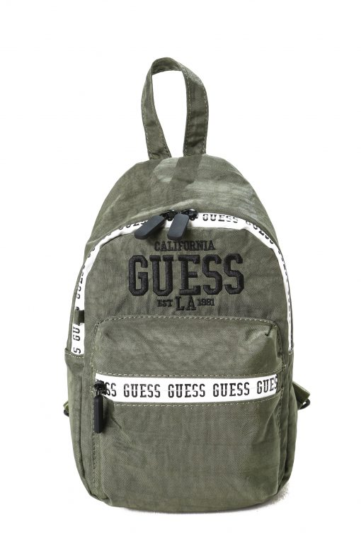 Guess Campus Backpack - Olive