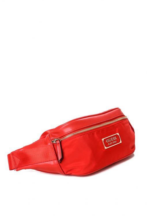 Guess His & Hers Bum Bag - Red